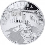 100th Anniversary of Panama Canal Silver Coin