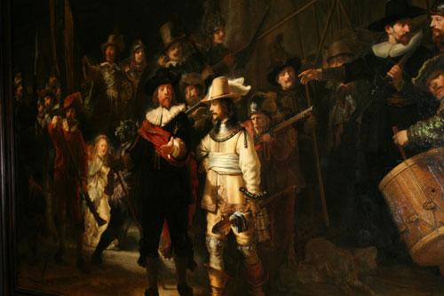 The Watchmen Rembrandt