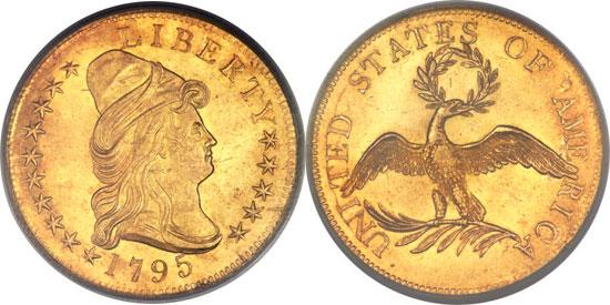 1795 $10 Gold Eagle