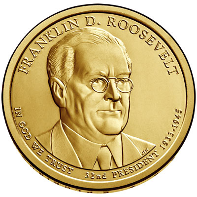 Franklin D. Roosevelt Dollar