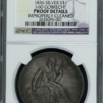 Questions About NGC Proof Details Label