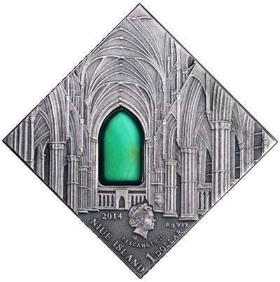 Gothic Art Coin