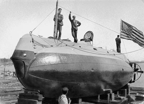 holland-submarine