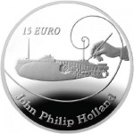Irish Science and Inventions Coin Series Honors John Philip Holland