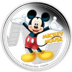Disney Cartoon Characters Featured on New Coin Series