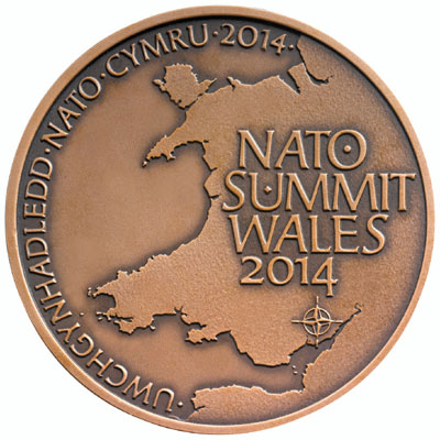 NATO Summit Wales Medal