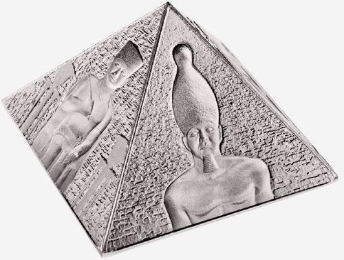 Niue Pyramid Shaped Coin