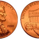 2010 Lincoln Cent Coin Exchanges in Washington DC Canceled