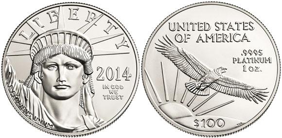 2014 Platinum  Eagle