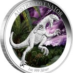 Australovenator-coin