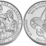 Uncirculated Version of Boy Scouts Silver Dollar Sold Out