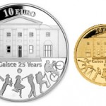 Graisce €10 Silver and €20 Gold Coins from the Central Bank of Ireland