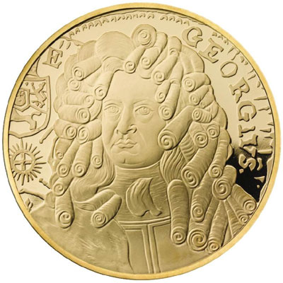 King George I Gold Coin