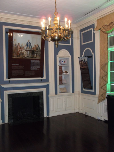 Reconstruction of Alexander Hamilton's Office