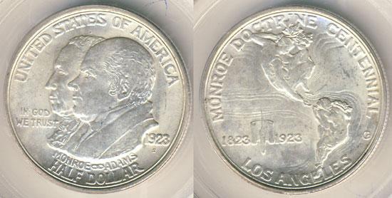Monroe Half Dollar