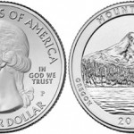 US Mint Offers Mount Hood Quarter Bags and Rolls