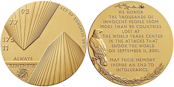 World Trade Center Medal