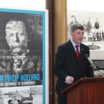 Launch Ceremony for Ireland's John Philip Holland Collector Coin