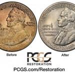 PCGS Restoration Service Announcements