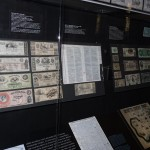 State's banknotes on display