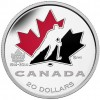 100th Anniversary of Hockey Canada 1 oz. Fine Silver Coin