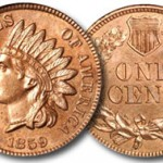 Treasure Hunting for the Transitional Pattern 1859 Indian Head Cent