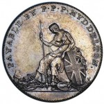 The 1796 Myddleton Token —'Unsurpassed in Beauty'
