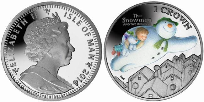 The Snowman Coin