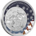 Perth Mint 2014 Christmas coin