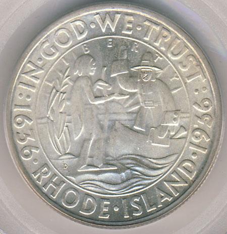 Rhode Island Half Dollar