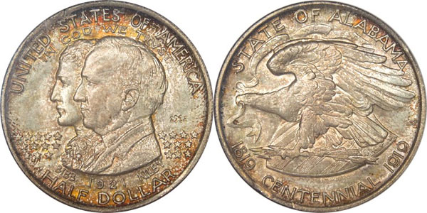Alabama Half Dollar