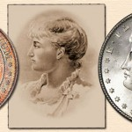 """Anna Willess Williams, The """"Silver Dollar Girl"""""""