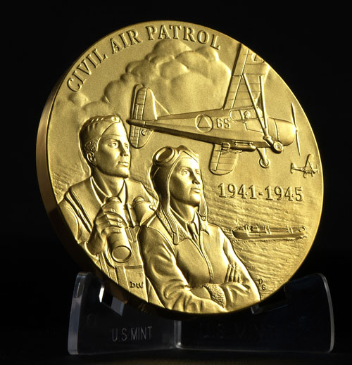 World War II Civil Air Patrol Congressional Gold Medal