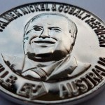 Clive Palmer Coin