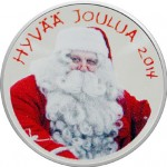 Mint of Finland Offers 2014 Merry Christmas Coin Set