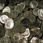 Quarter Dollar nonsense test pieces