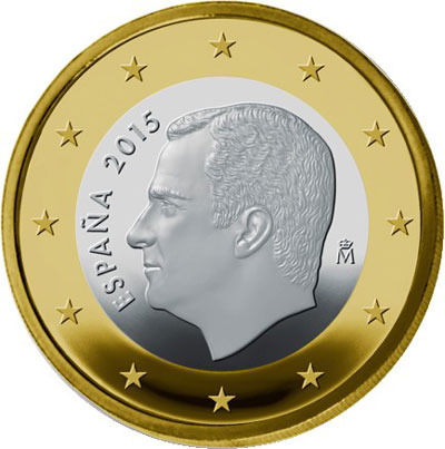 Spain Introduces New National Side for Euro Circulation Coins ...