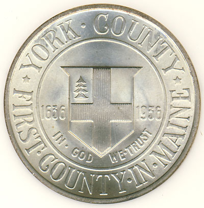 York County Half Dollar