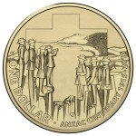 Royal Australian Mint Launches First Coin for 2015