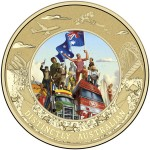 """True Blue Aussie Icons"" Appear on Latest Celebration Coin"