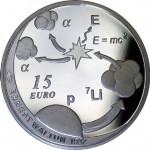 Latest Irish Science and Inventions Coin Honors Ernest Walton