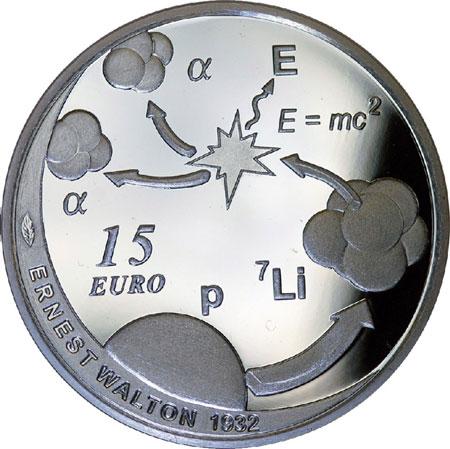 ernest-walton-silver-coin