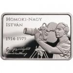 Hungarian Coins Honor Famed Wildlife Film Director István Homoki-Nagy