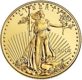 2014 Gold Eagle