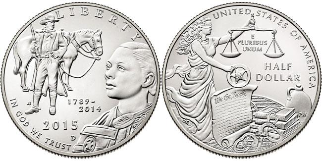 half-dollar