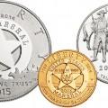 US Marshals Commemorative Coins