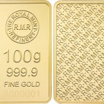 Royal Mint Refinery 100 Gram Gold Bar