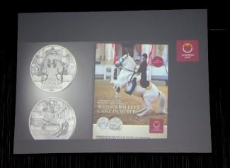 Austria-Lippizaner-coin