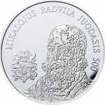 Lithuania: Historic Statesman Honored on New Silver Coin