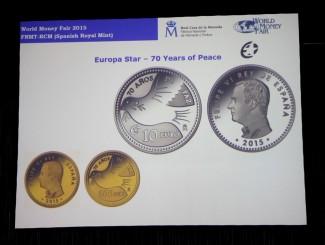 Spain-EUROPA-coins
